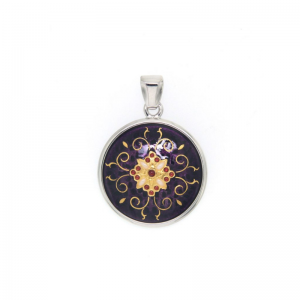 PENDENTIF ROND Email...