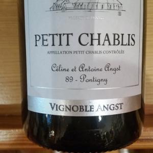 Petit Chablis 2019 Domaine...