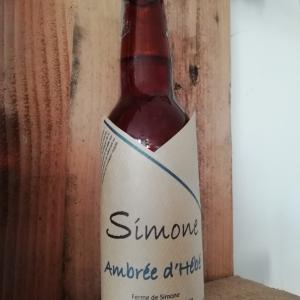 Bière Ambrée d'Hébé