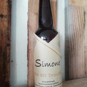 Bière Blonde IPA des druides